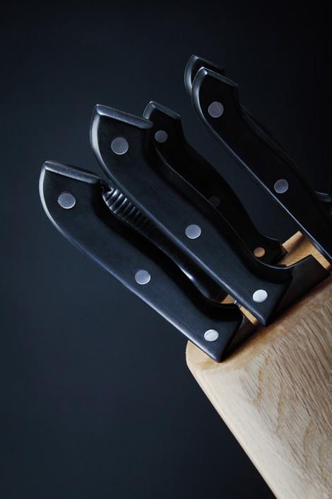 knife set - Michal Kozák