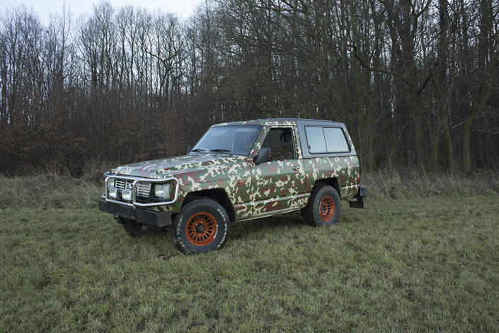 Michal Kozák - Nissan Patrol