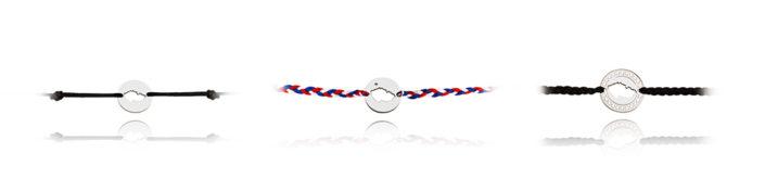 naramek metal bracelet by Giorico produkt na bílém pozadí_ Michal Kozák